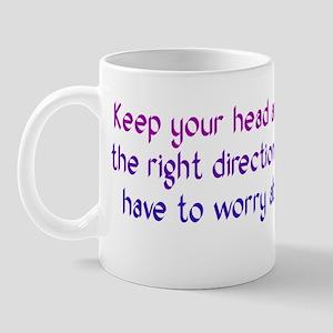 rightdirection_bs1 Mug