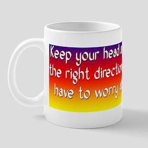 rightdirection_bs2 Mug