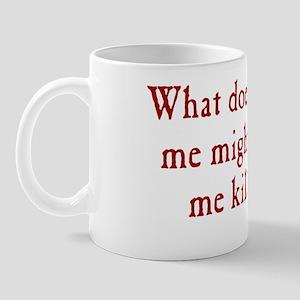 kill_me_rect1 Mug