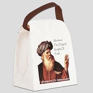 abraham123456 Canvas Lunch Bag