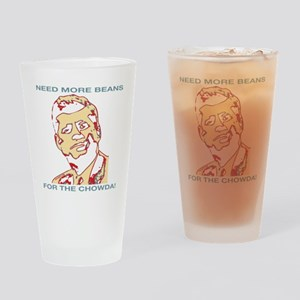 CHOWDArev2 Drinking Glass