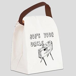 bobsuruncle Canvas Lunch Bag