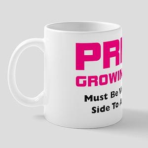 prime growing land_K Mug