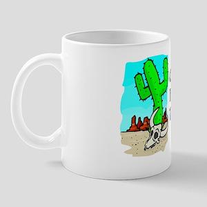 Dry Heat42x28 Mug