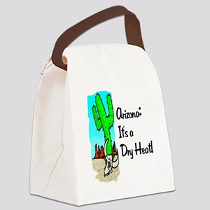 Dry Heat52x62 Canvas Lunch Bag