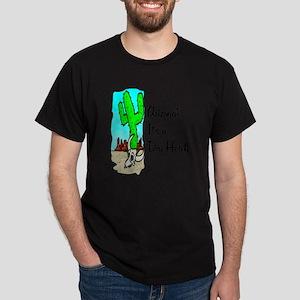 Dry Heat52x62 Dark T-Shirt