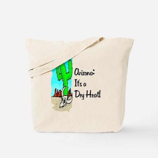 Dry Heat52x62 Tote Bag
