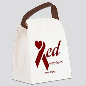 tshirt designs 0489 Canvas Lunch Bag