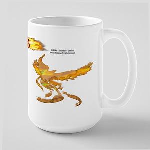 Always Rising Phoenix Mug