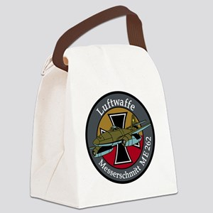 me-262 Canvas Lunch Bag