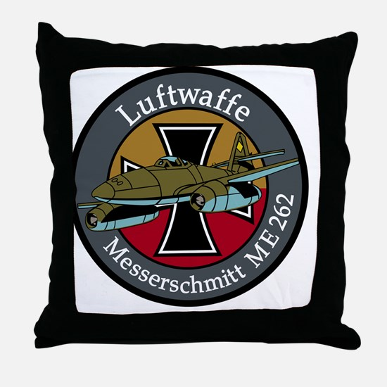 me-262 Throw Pillow