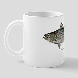 Bass- Striped Mug