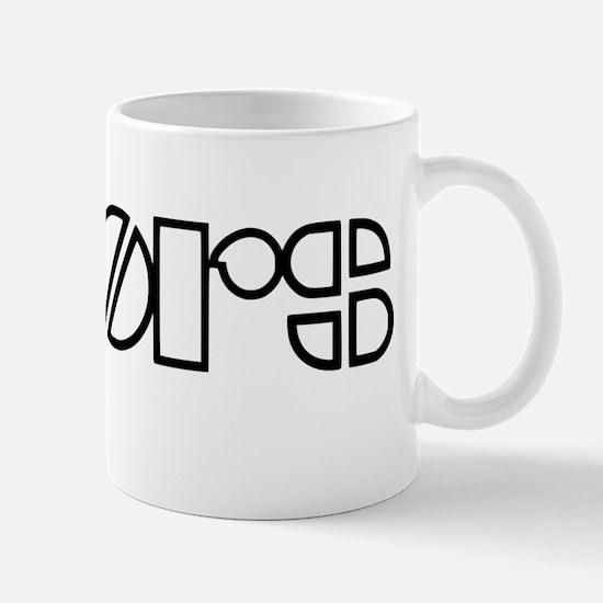 The Moors Mug