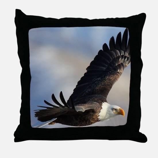 x10  flightschool Throw Pillow