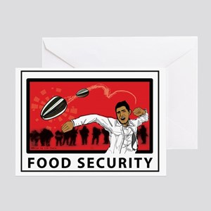 carepressfoodsecurity Greeting Card