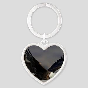 x14W  highfly Heart Keychain