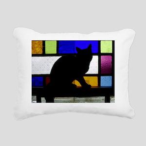 pearl Rectangular Canvas Pillow