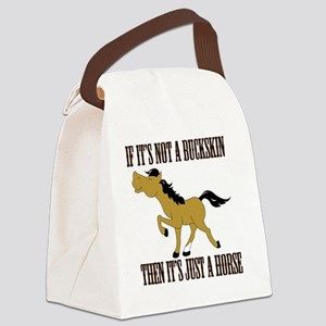 If its not a buckskin its just a  Canvas Lunch Bag