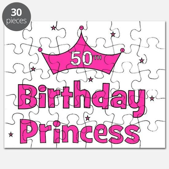 ofthebirthdayprincess_50th Puzzle