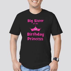 ofthebirthdayprincess_ Men's Fitted T-Shirt (dark)
