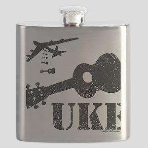Ukulele N Uke Flask