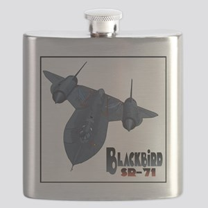Blackbird-4 Flask