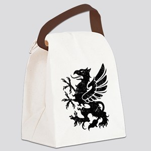 BlackGriffon Canvas Lunch Bag