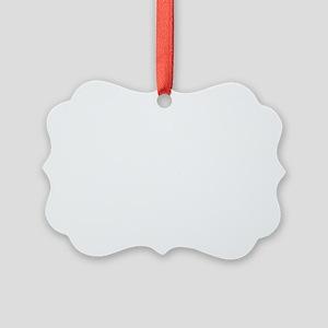 singleback Picture Ornament