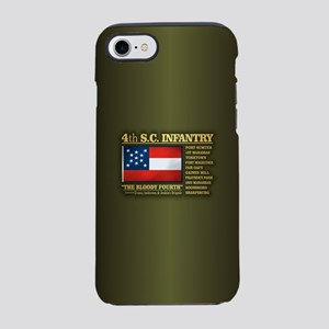 4th South Carolina Infantry iPhone 7 Tough Case