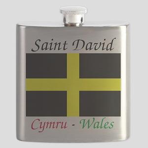 Flag_of_Saint_David-Light Flask