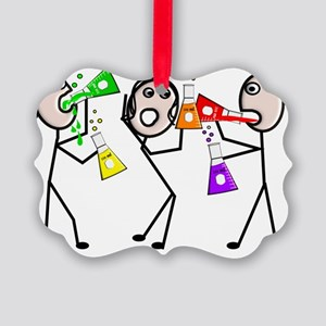 Chemistry Picture Ornament