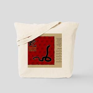 czodiac-06-snake Tote Bag