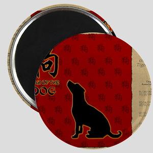 czodiac-11-dog Magnet