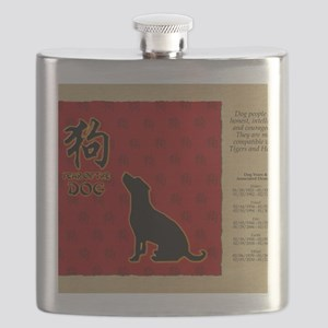 czodiac-11-dog Flask