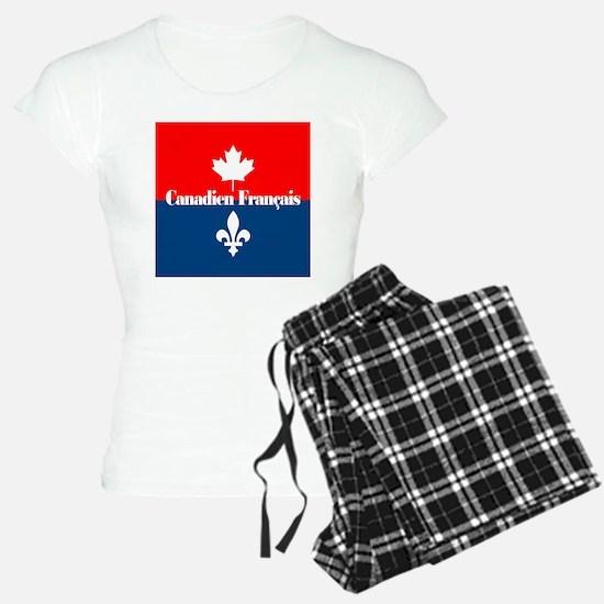 Canadien Francais (sq) Pajamas