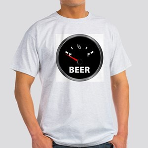 Out of Beer Ash Grey T-Shirt