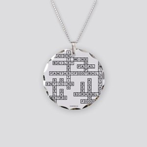 PATEL Necklace Circle Charm