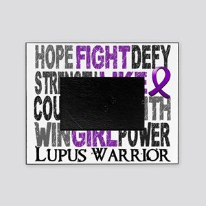 Fight Like A Girl Lupus 23.4 Picture Frame
