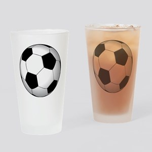 soccer01 Drinking Glass