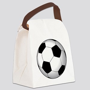 soccer01 Canvas Lunch Bag