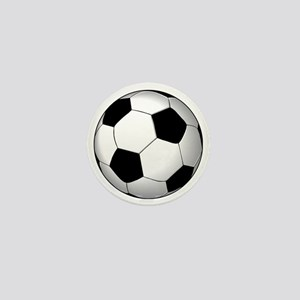 soccer01 Mini Button