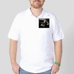 Tin Cup + Mat Golf Shirt