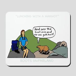 MarmotShirt Mousepad