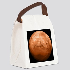 mars-new_b Canvas Lunch Bag