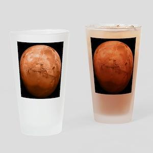 mars-new_b Drinking Glass