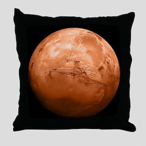mars-new_12x18 Throw Pillow