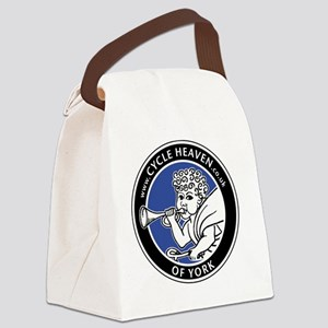Cycle Heaven with website Canvas Lunch Bag