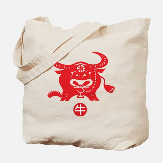 ox_baby_ox Tote Bag