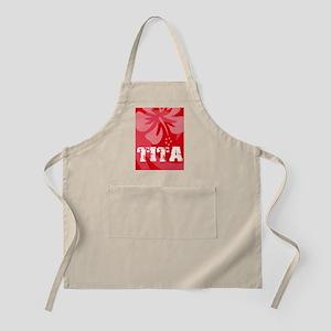 Tita-iPad5 Apron