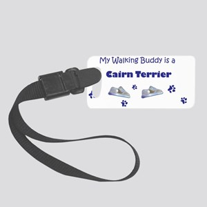 CairnTerrier Small Luggage Tag